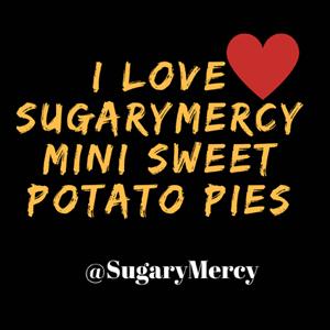 I Love Mini Sweet Potato Pies