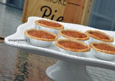 mini sweet potato pies 13