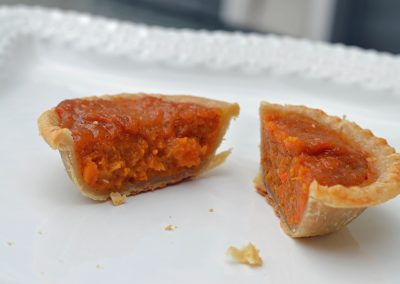 mini sweet potato pies 8